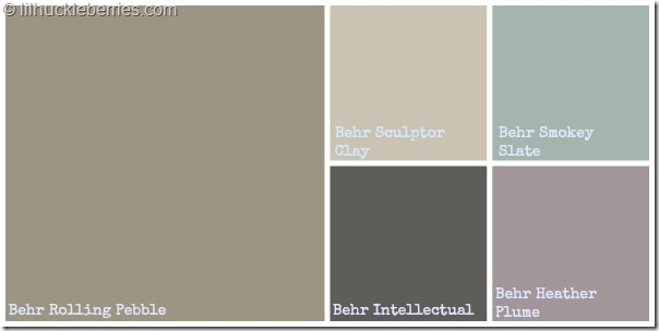 behr garage paint ideas - Exterior Paint Color Schemes 509 Design